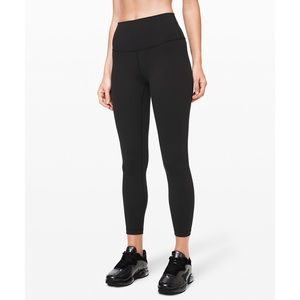 "Lululemon Wunder Under High-Rise Tight 25""Luon"